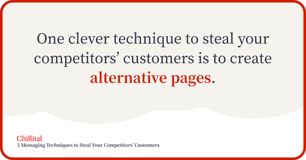 5 Messaging Techniques to Steal Your Competitors' Customers - IMG 3