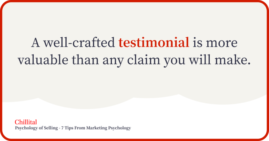 Img 7 - Psychology of Selling 7 Tips From Marketing Psychology